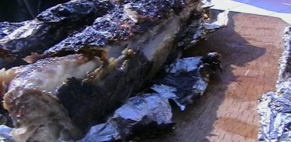 Macrou in aluminiu