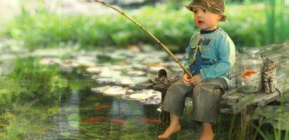 Amintirile unui mic pescar