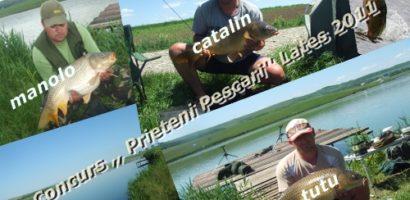 Concurs ,,Prieteni Pescari,, Lates 2011