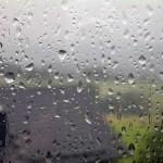 ploaia la pescari